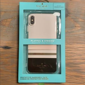 New iPhone XS Max Kate Spade phone case